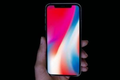 Apple presenta iPhone X