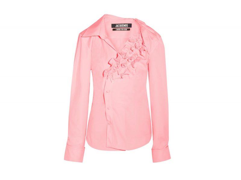 jacquemus-camicia-rosa