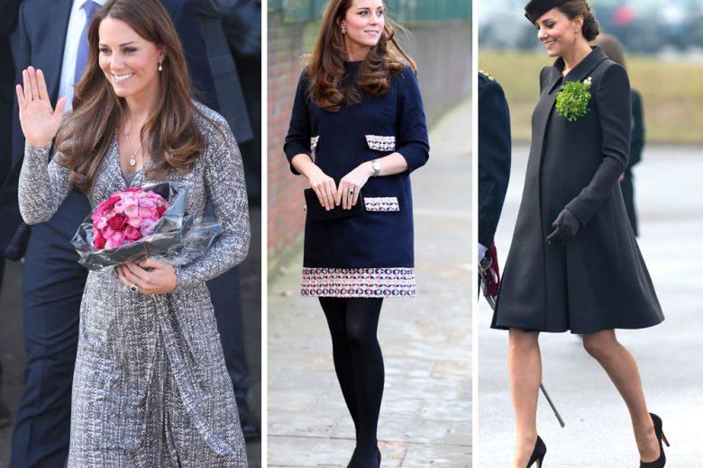 Kate Middleton è la regina dei look premaman (e questi sei lo dimostrano)
