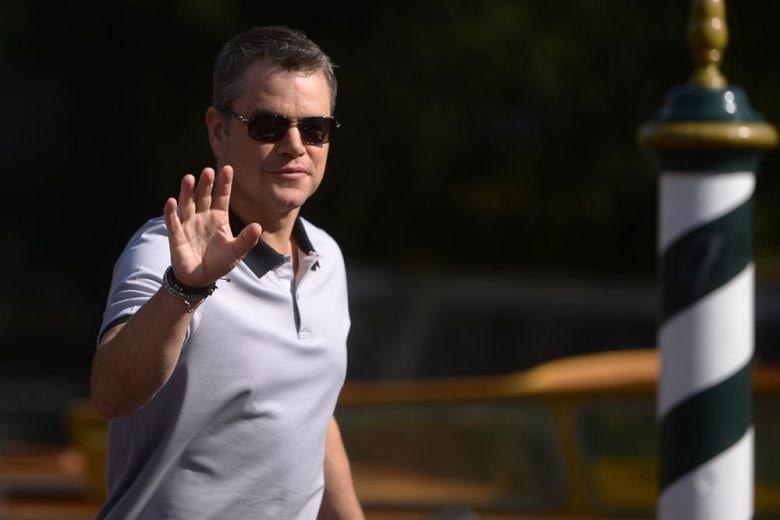 Matt Damon: Voglio essere il mio eroe