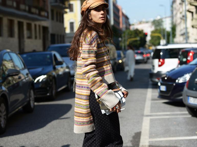 Milano Fashion Week: il meglio dello street style