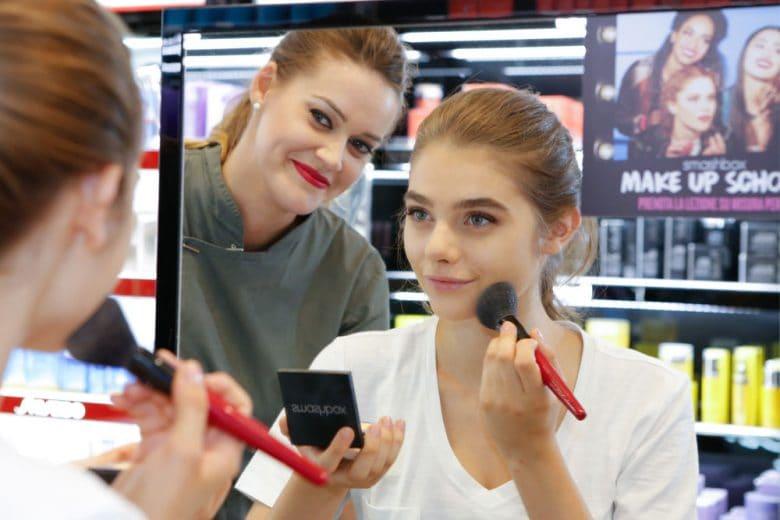 Smashbox Cosmetics: il make up professionale dagli studi di LA alle Profumerie Limoni e La Gardenia