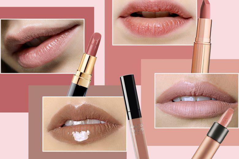 Rossetti nude must have: i più belli per un trucco labbra naturale