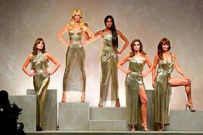Versace: un omaggio a Gianni e alla storia della