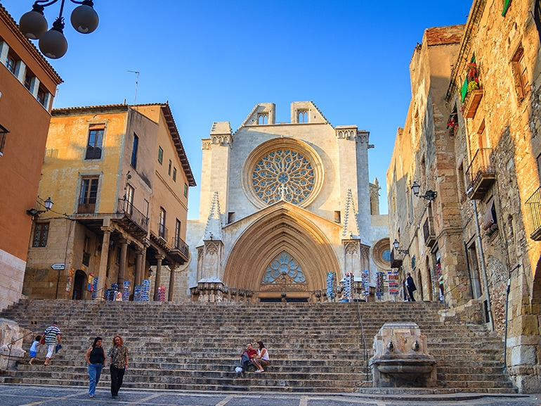 weekend-catalogna-spagna-viaggio-on-the-road-cattedrale-Tarragona