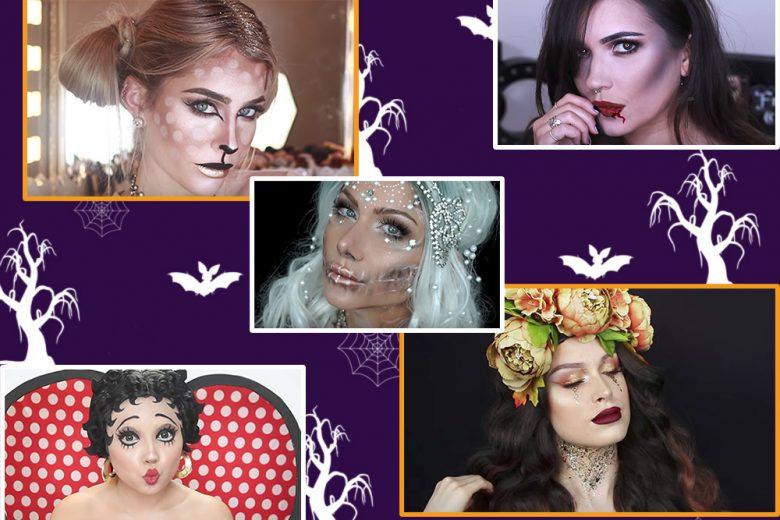 10 idee trucco per Halloween 2017: i videotutorial più belli da copiare