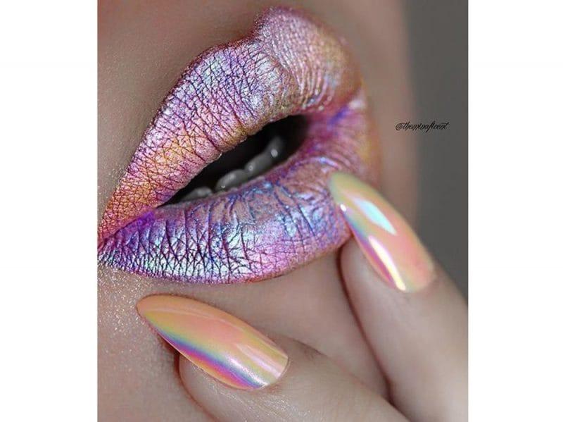 unicorn lips