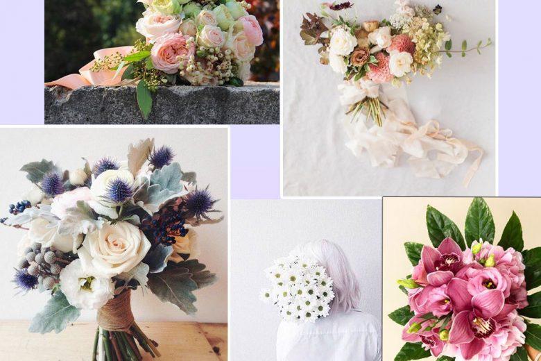 Bouquet da sposa: 10 tendenze da Instagram