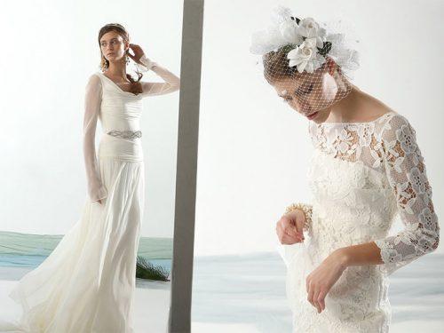 Vestiti Da Sposa Le Spose Di Gio.Le Spose Di Gio Gli Abiti Da Sposa Piu Belli Per Il 2018