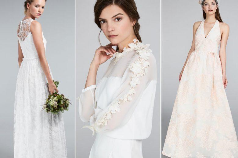 Abiti da sposa: la collezione 2018 di Max Mara Bridal