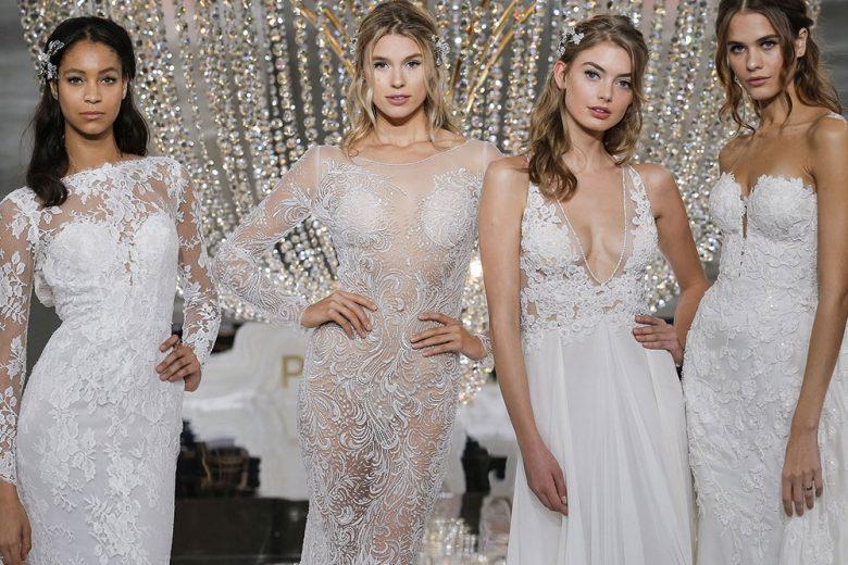 La sfilata Pronovias alla New York Bridal Fashion Week
