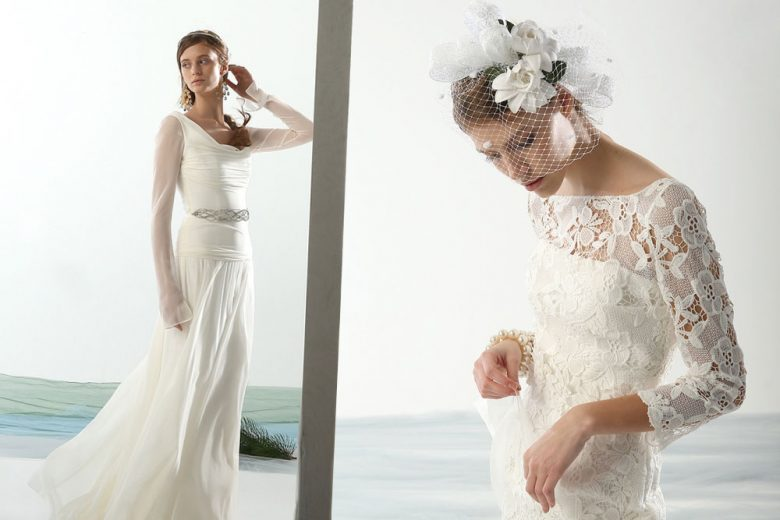Le Spose di Giò: la collezione di abiti per il 2018