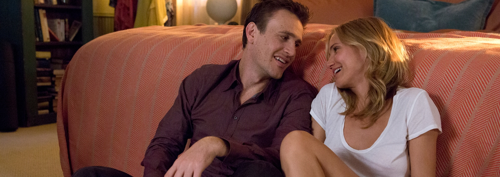 Cameron Diaz;Jason Segel
