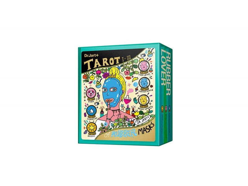 Dr. Jart_Tarot_Mask_Set