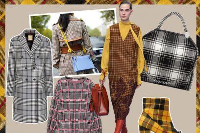 Check print: i capi e gli accessori must have per l'autunno