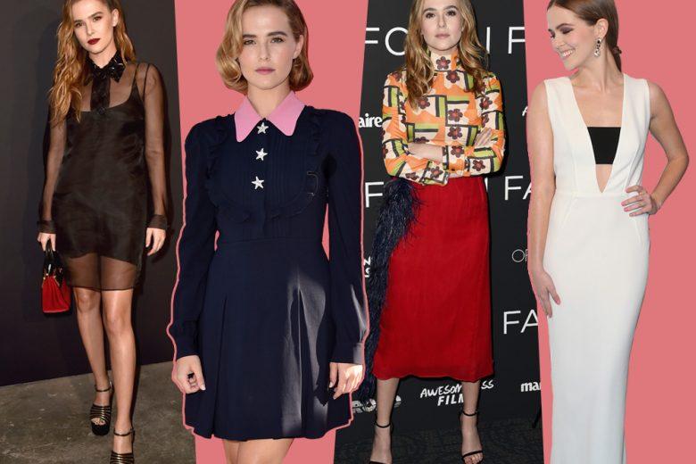 Zoey Deutch: lo stile della nuova fashion icon di Hollywood