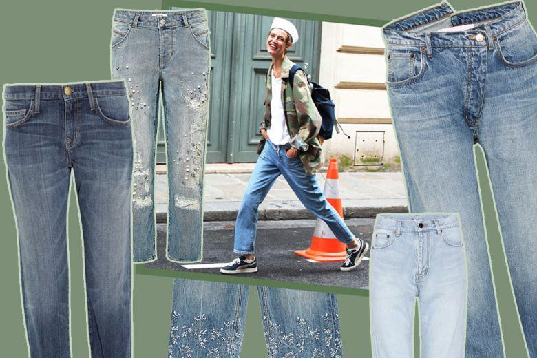 Boyfriend jeans: le versioni più cool dell'autunno