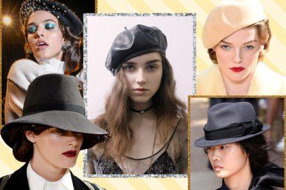 Come portare i capelli con il cappello: le idee più glamour