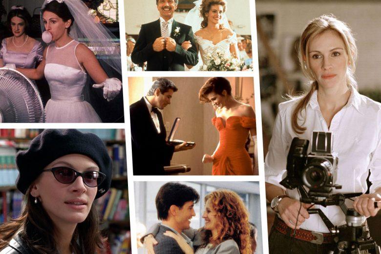 Julia Roberts: 10 film (e 10 look) che abbiamo amato