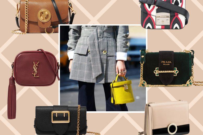 Mini Bag: borse piccole e stilose per l'autunno 2017
