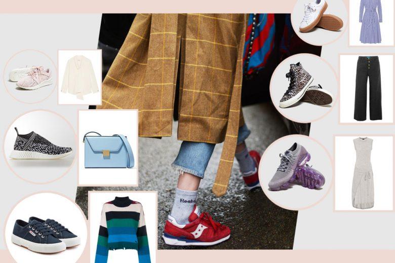 Come abbinare le sneakers per l'autunno