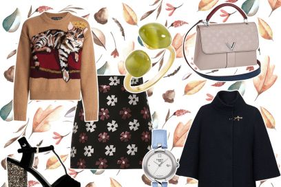 I fashion must-have da acquistare a Ottobre