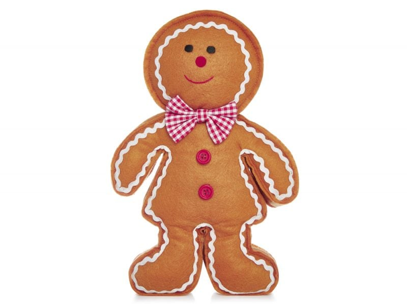 GINGERBREAD MAN €6 $7