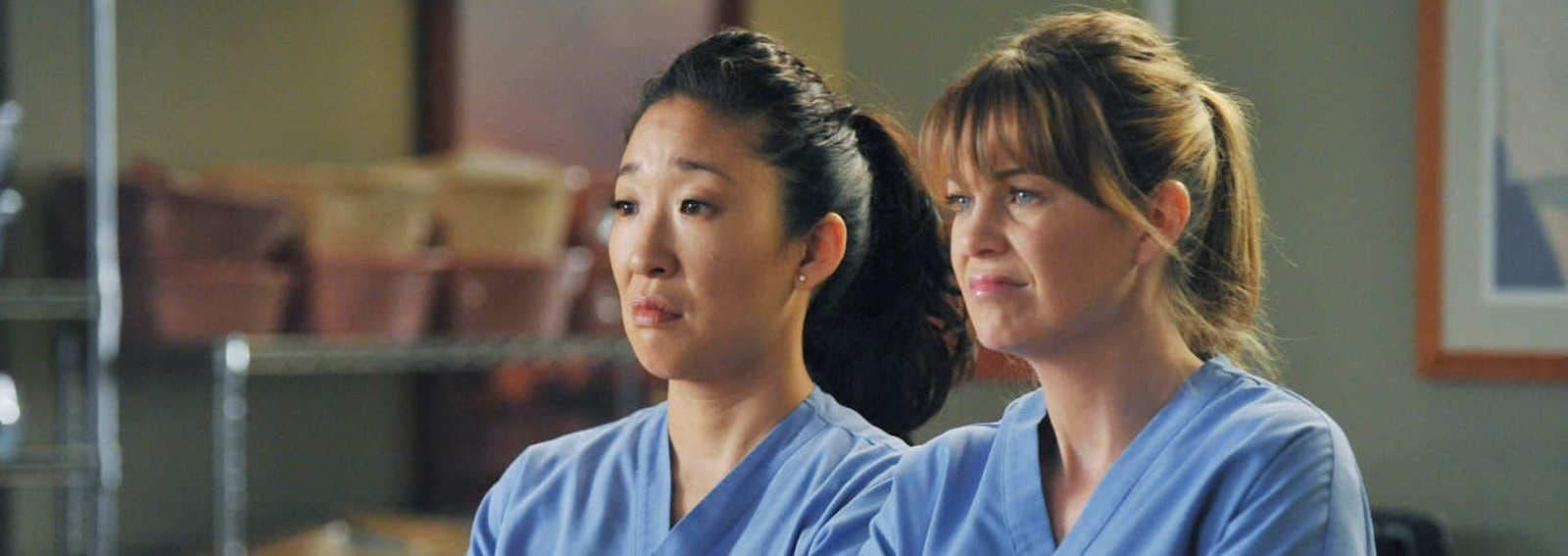 Grey's Anatomy coppia