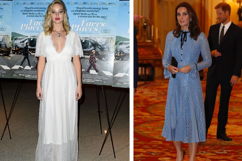 Kate Middleton, Jennifer Lawrence e le altre Best Dressed della settimana