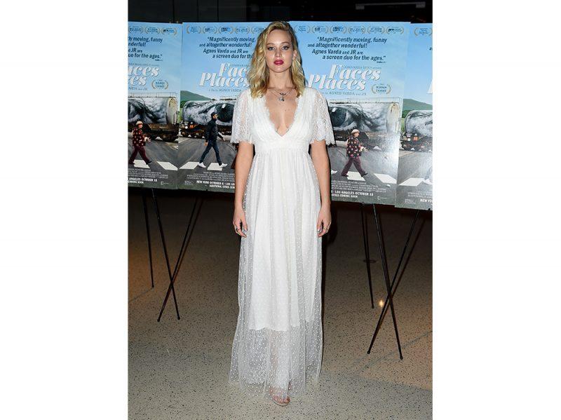 Jennifer-Lawrence-in-L.-Wells-bridal-getty