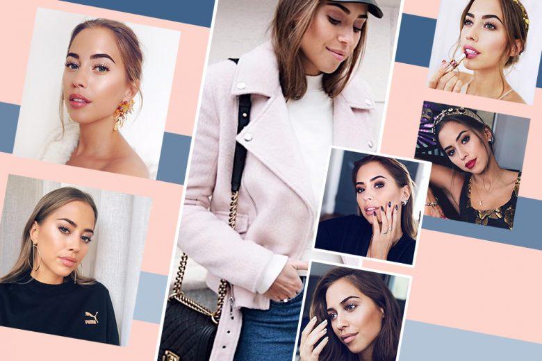 Kenza Zouiten: i beauty look più belli della influencer e modella svedese