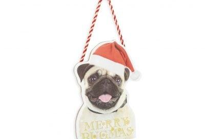 Kimball-6273801-Merry Pugmas Decoration, Grade Missing, P1, €2.00