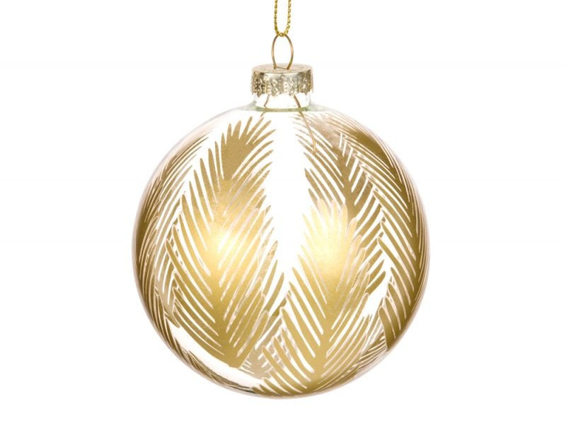 MDM-Boule GOLD PALMS