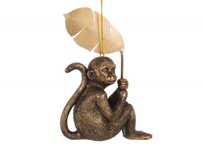 MDM-Monkey FEUILLE DOREE
