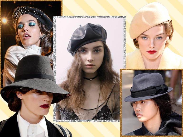 Come portare i capelli con il cappello