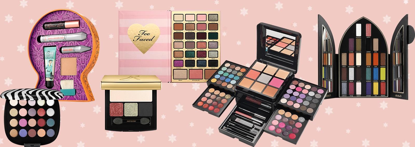 Make up viso e occhi le migliori palette nataliziedesktop