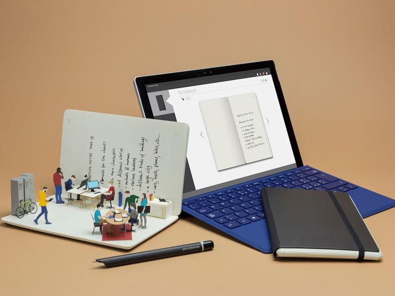 Moleskine Notes App_Windows