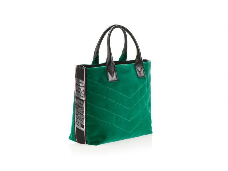 sale retailer 16126 678d6 Pinko Bag: torna la borsa shopper più amata di fine anni 90