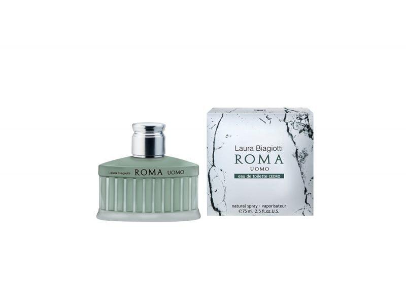 ROMA EDT CEDRO 75ML+PACK