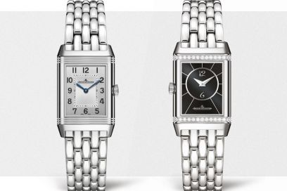 #IamReverso con un gesto, l'orologio Reverso di Jaeger-LeCoultre esprime due volti di una stessa femminilità