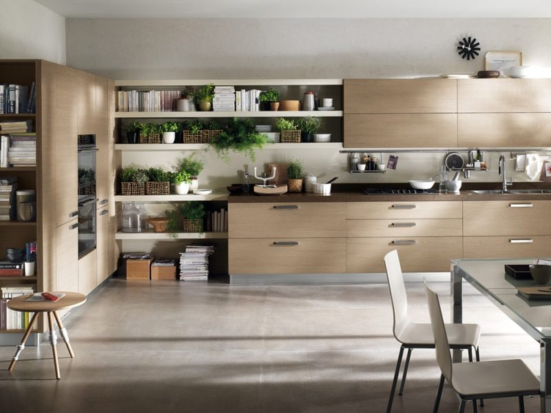 Scavolini le pi belle cucine moderne - Immagini cucine moderne ...