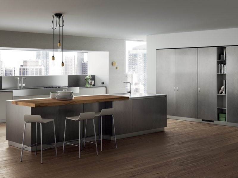 Awesome Cucine Bianche Moderne Scavolini Ideas - Home Ideas - tyger.us