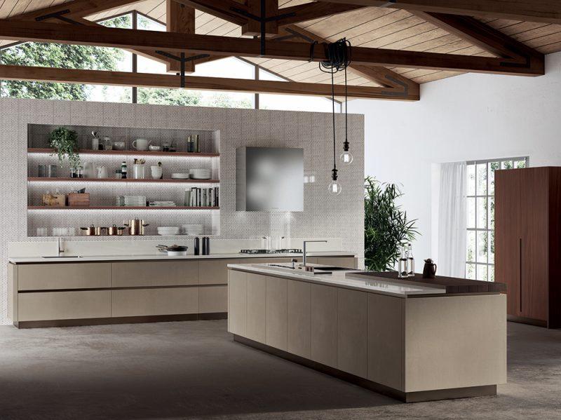 Emejing Cucina A Scomparsa Scavolini Contemporary - Orna.info ...