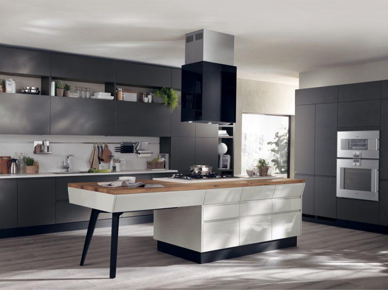 Emejing Cucina Esprit Scavolini Images - Design & Ideas 2017 ...
