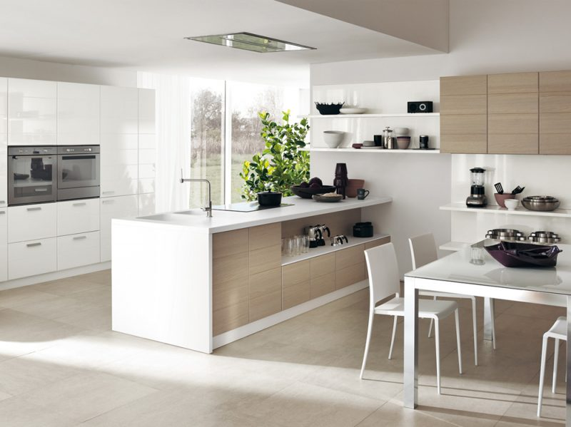 Scavolini le pi belle cucine moderne - Isole cucine moderne ...