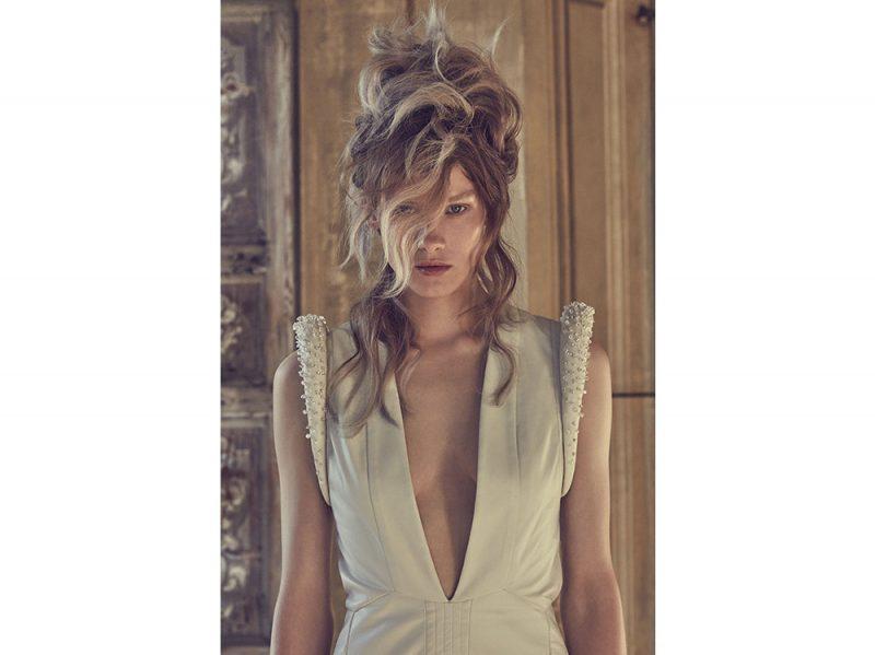 acconciature capelli autunno inverno 2017 2018 dai saloni Cotril FW 17-18 LAUREN 1