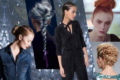 Le più belle acconciature capelli dai Saloni per Inverno