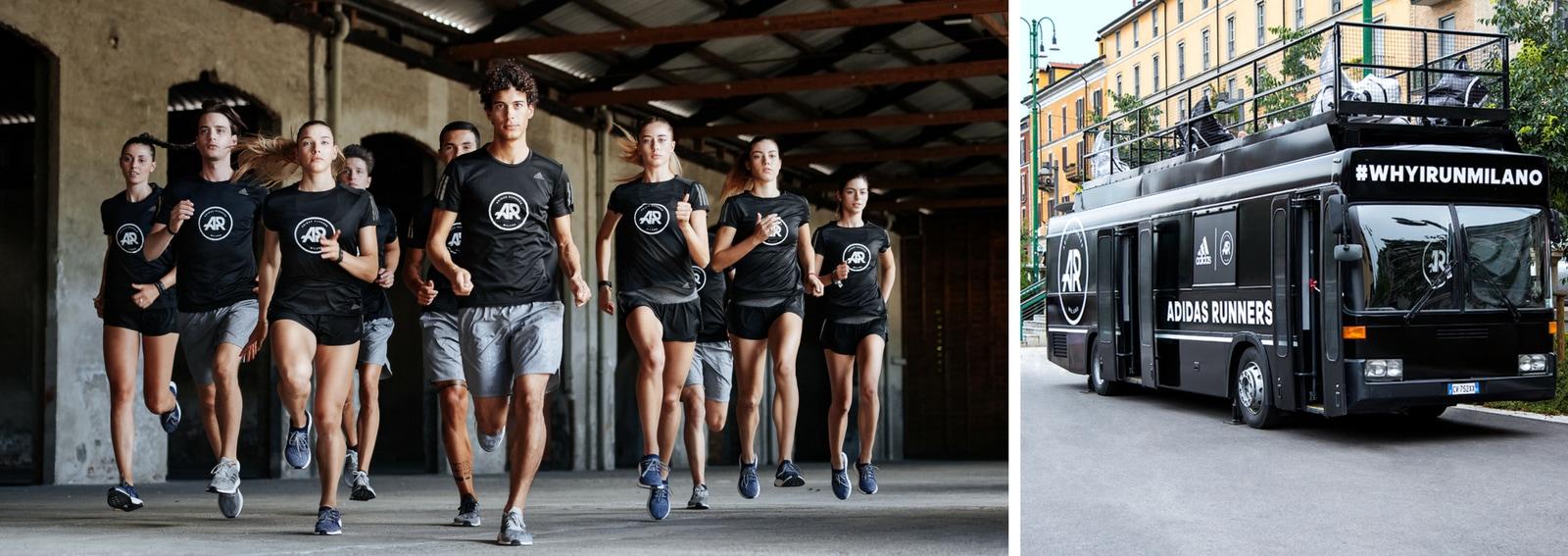 adidas runner milano community adidas running sport scarpe running DESK