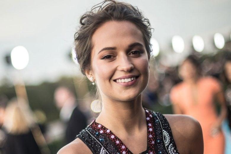 Alicia Vikander: «Al cinema si capisce se sono innamorata»