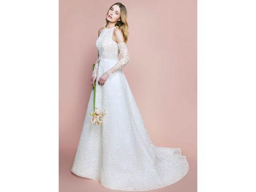 3b82e8433df5 Blumarine  gli abiti da sposa più belli della collezione 2018